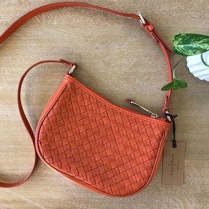 Cole Haan I Simona Crossbody Bag I Heritage Weave